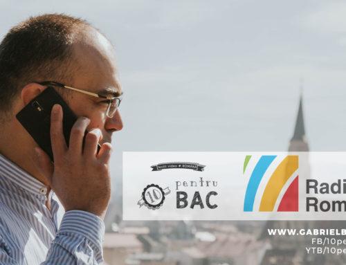 Apariţie la Radio România
